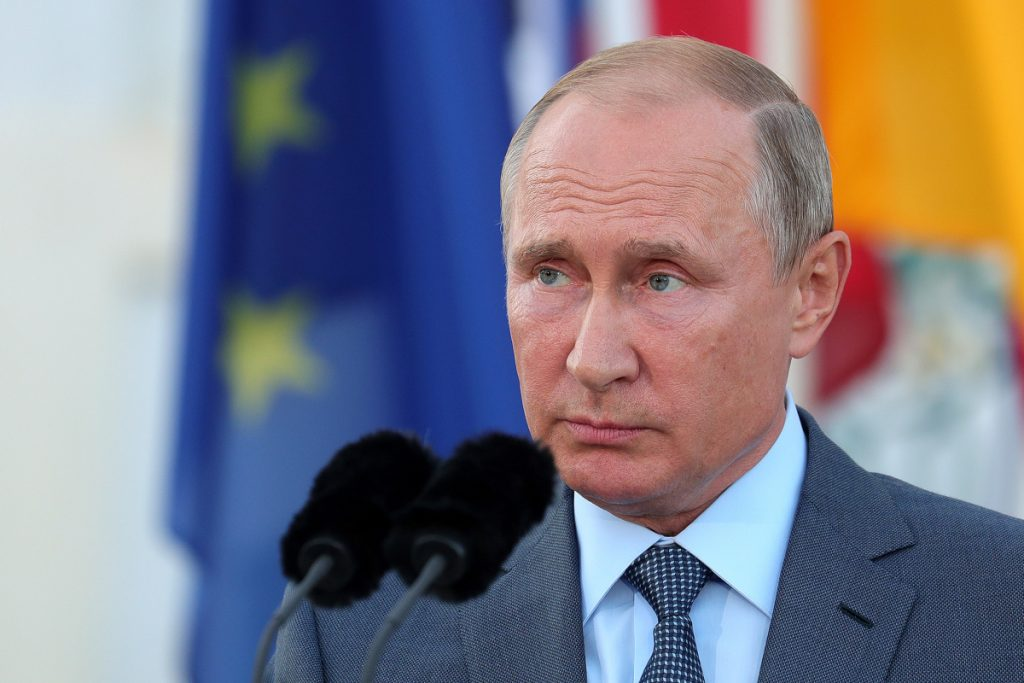 Russian President Putin to visit Serbia in October or November