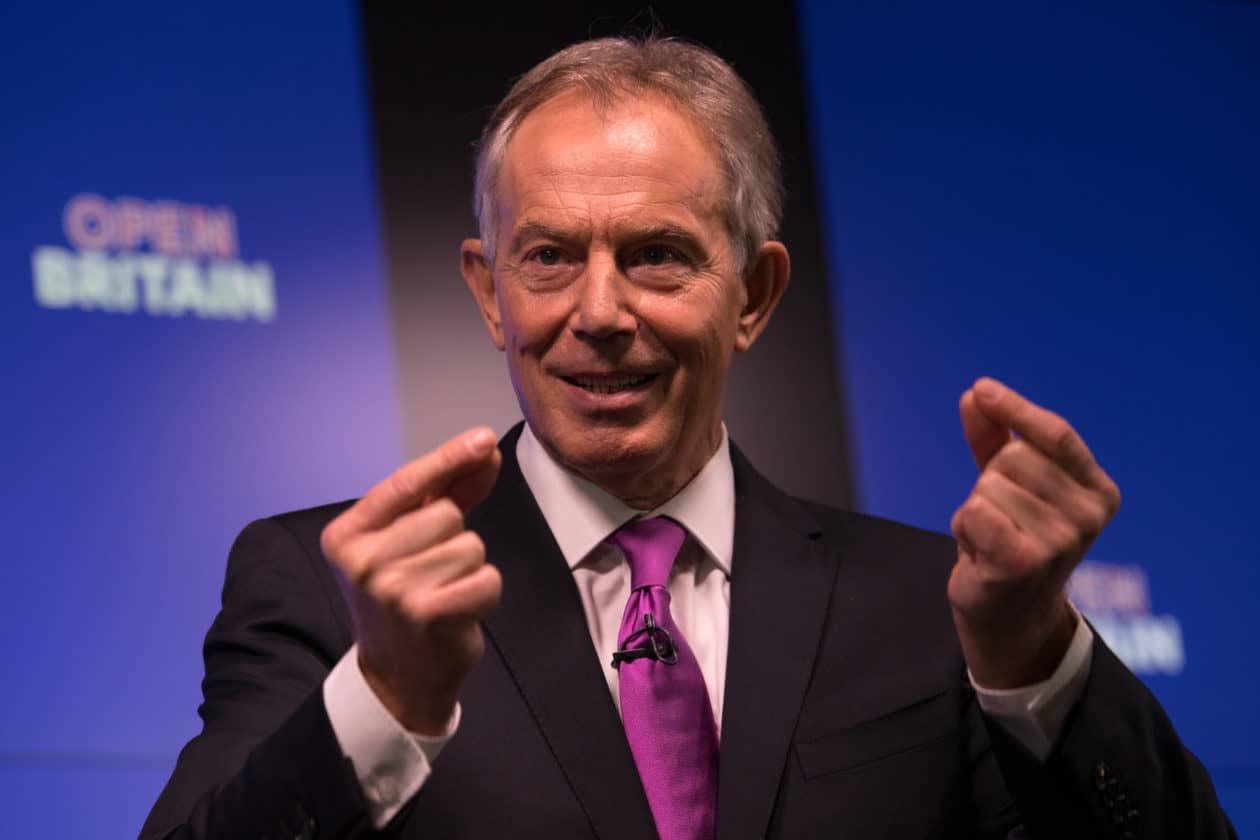 Ο Tony Blair μπαίνει στην «μάχη» για τον αγωγό ΤΑΡ