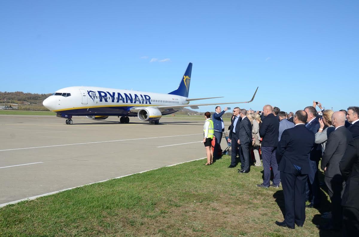 Bosnia and Herzegovina: Ryanair lands in Banja Luka