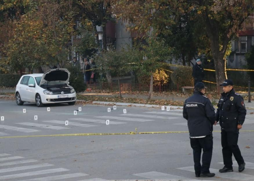 Two police officers murdered in Sarajevo in cold blood