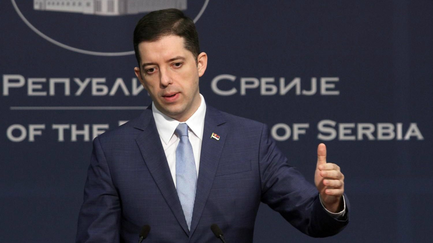 SerbianProgressives and Putin's party sign bilateral co-operation agreement