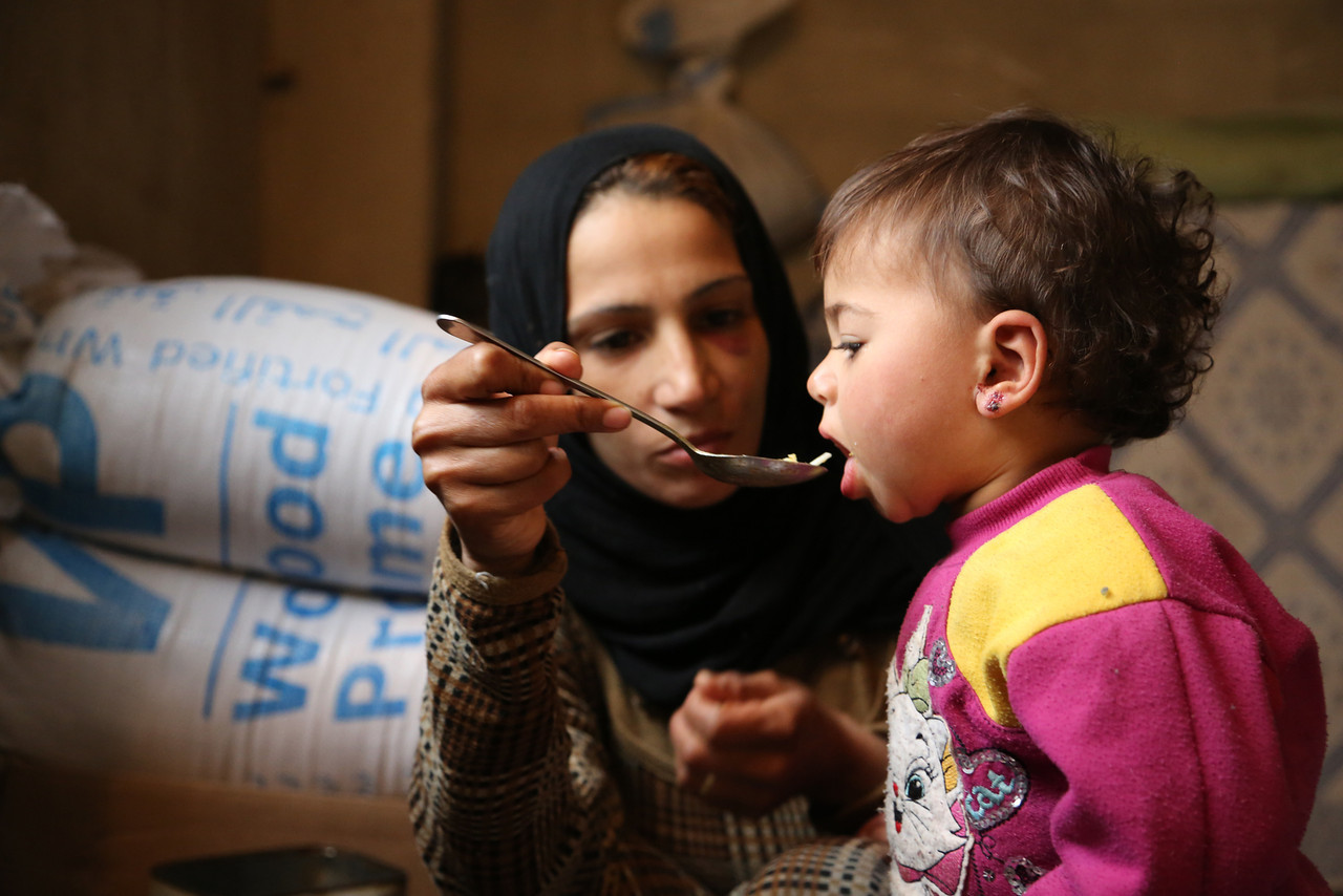 Istanbul Summit on Syrian conflict under the umbrella of theUN WFP