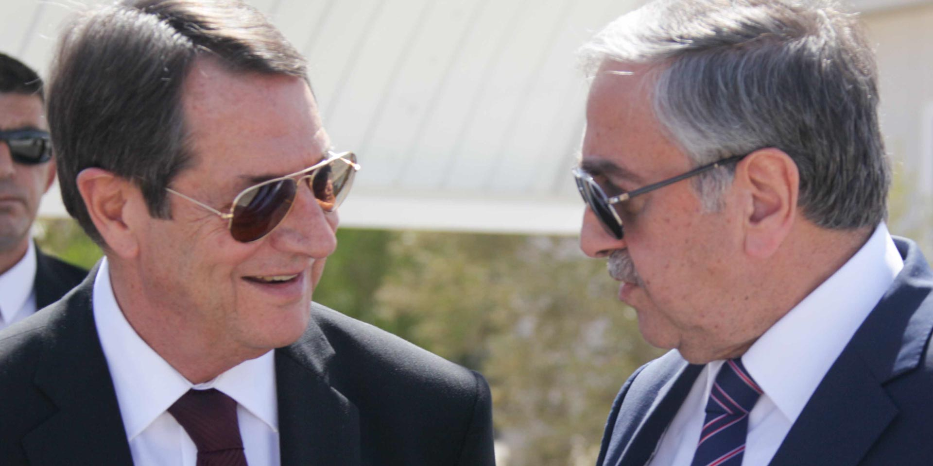 Cypriot President's Friday meeting with Akinci not into the context of negotiations