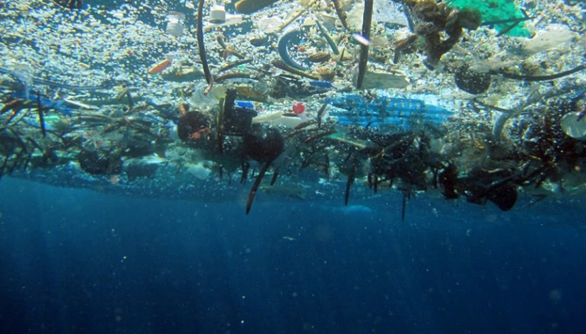 Europe in the fight against 'plastic oceans'