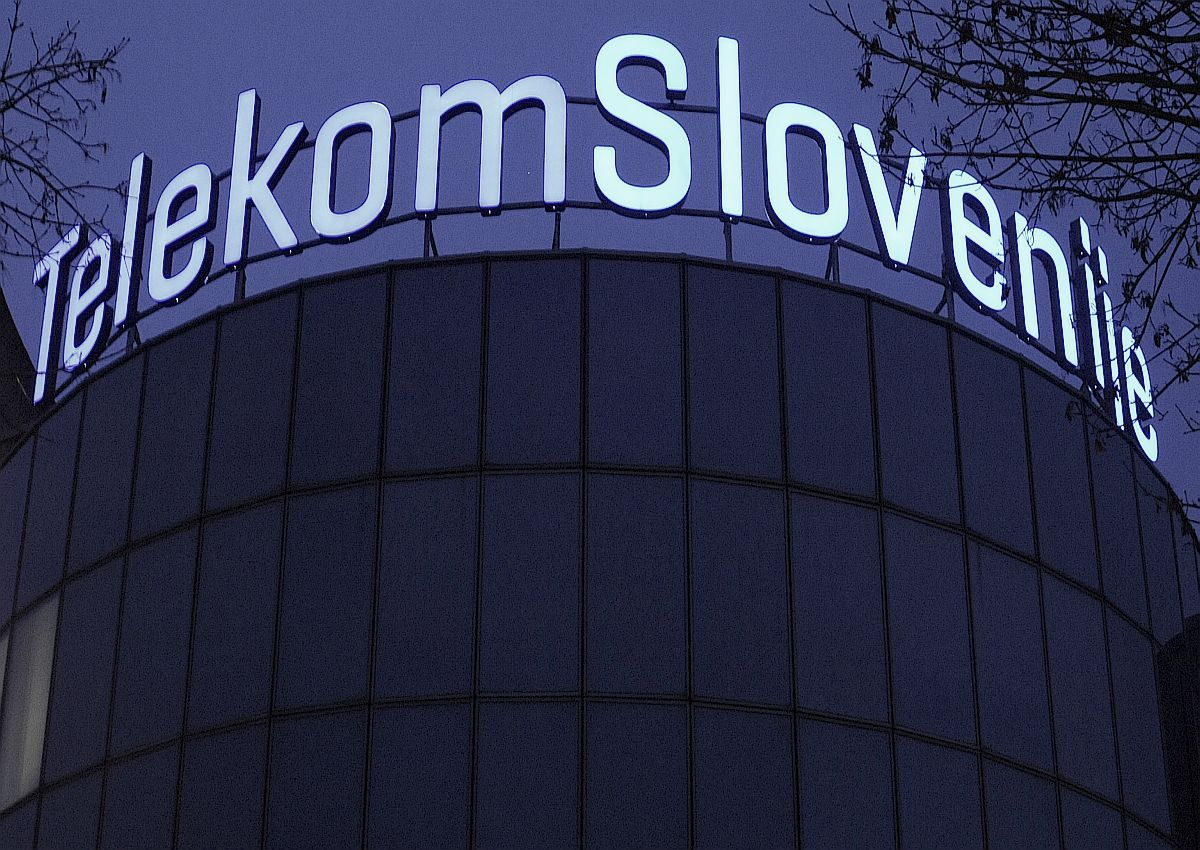 Telekom Slovenije group's net profit  22% down in January – September