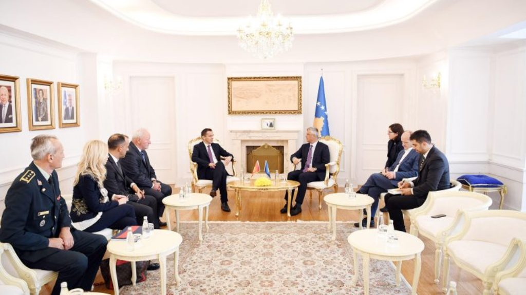Kosovo and Montenegro to boost cooperation in the domain of security