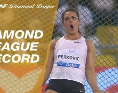 Perković one of nominees in 2018 Female World Athlete of the Year award