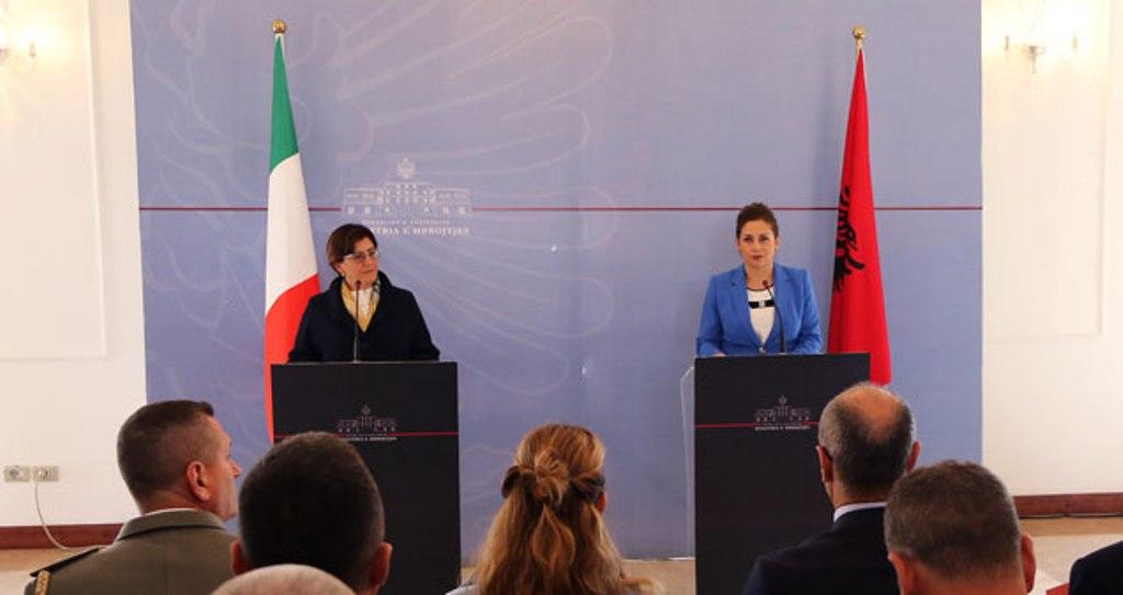 Italy Supports Albania's EU integration path