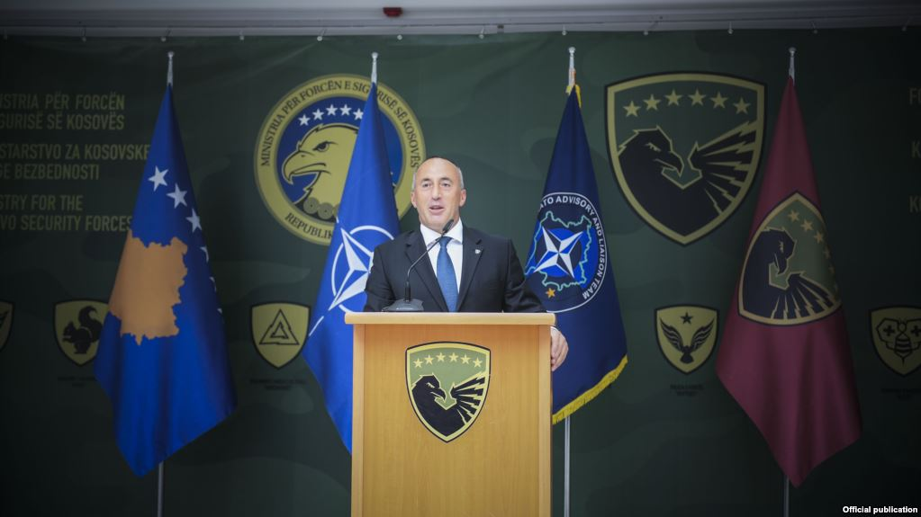 Kosovo's PM says that the creation of the army will not jeopardize dialogue with Serbia