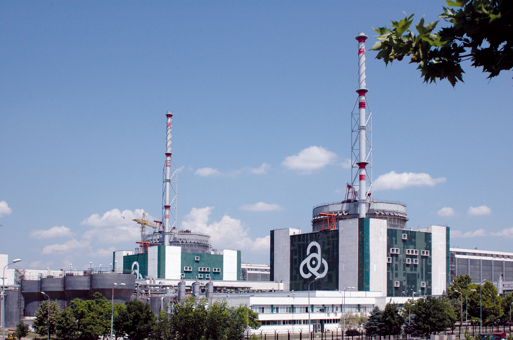 Kozloduy nuclear power plant in Bulgaria refuels unit 6 after maintenance