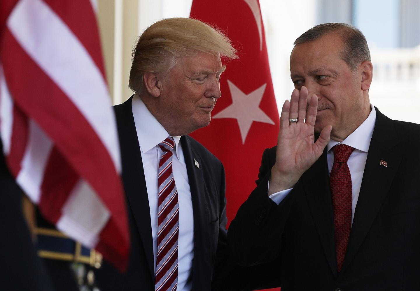 Erdogan and Trump's phone conversation on Khashoggi, Brunson and terrorism