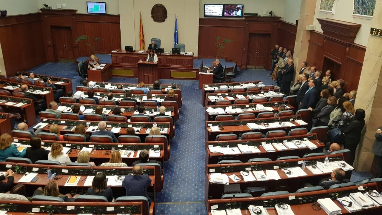 Zaev expects a larger support from MPs to finalize the Prespa agreement