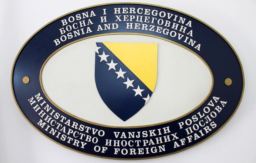 BiH against Kosovo's membership in Interpol