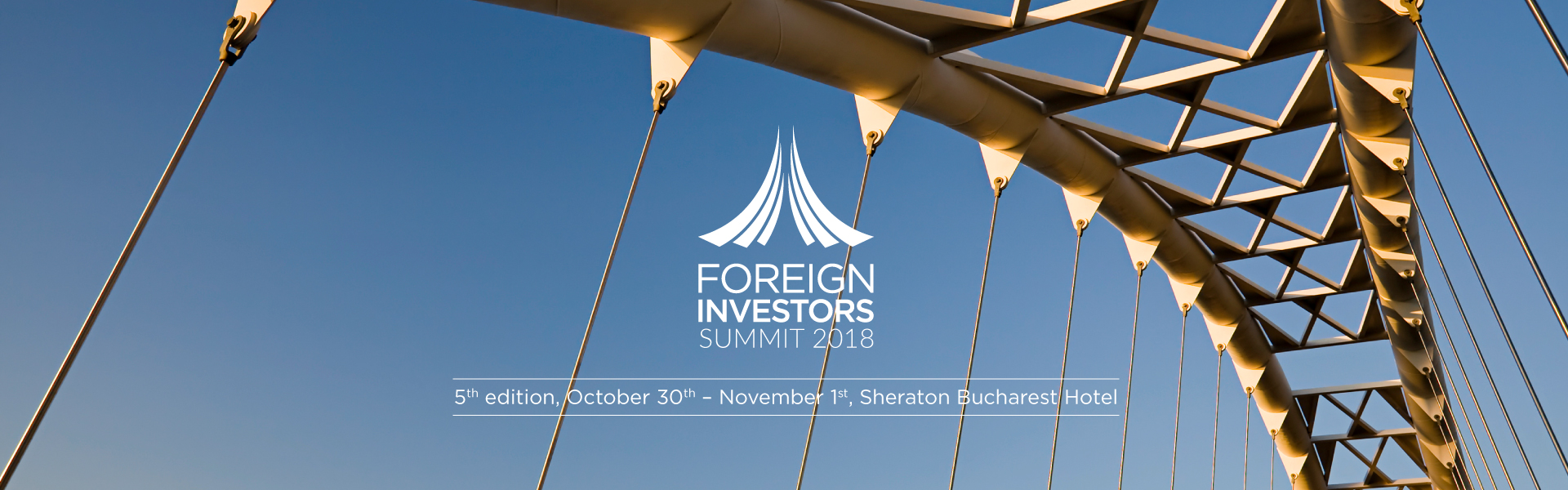 Bucharest Foreign Investors Summit 2018 – Where Romania Means Business