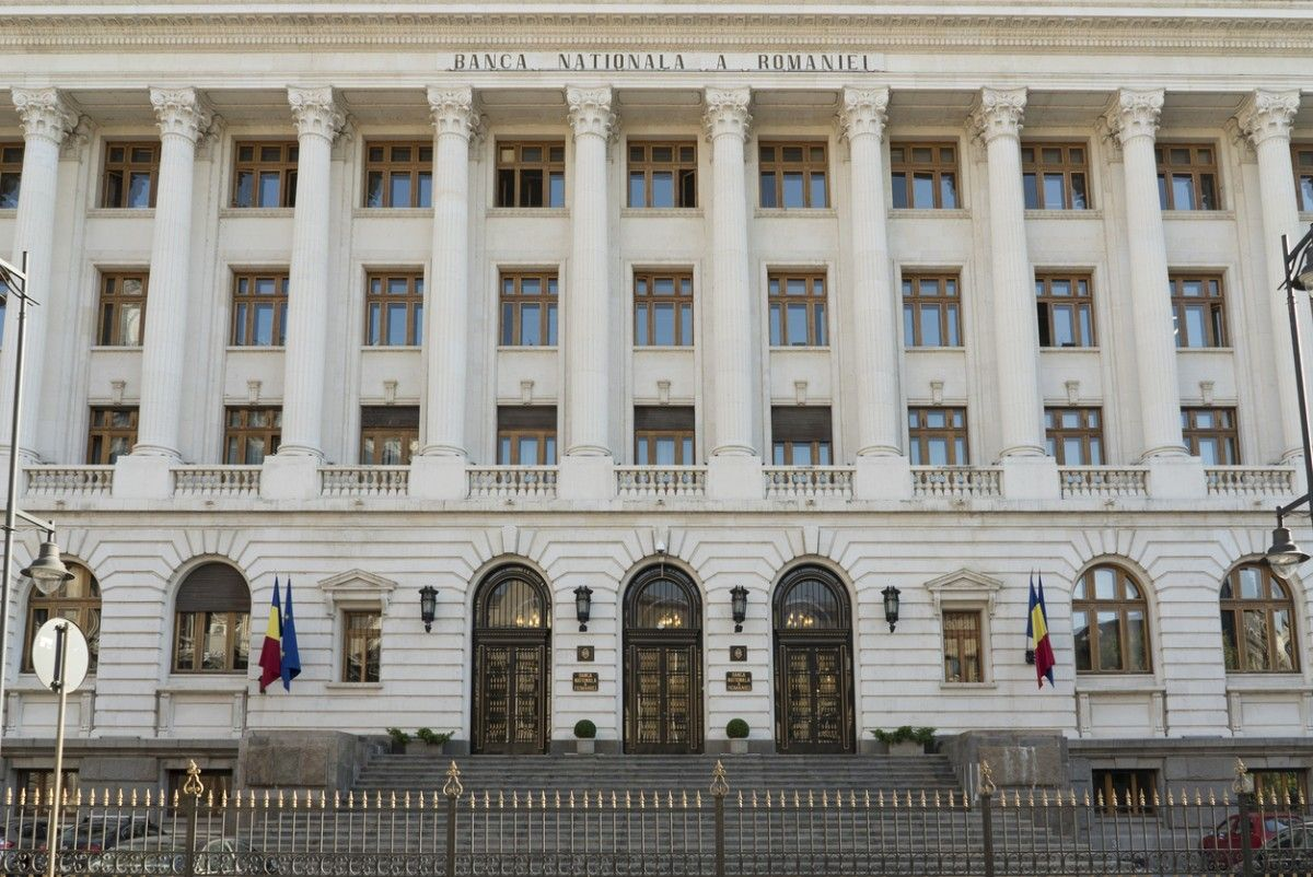 Indebtedness rate ceiling by the Romanian central bank