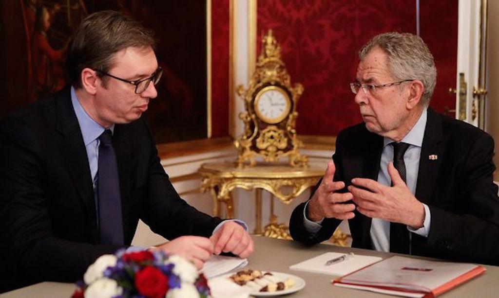 Serbia has to finish its 'homework', the Austrian presidentnotes