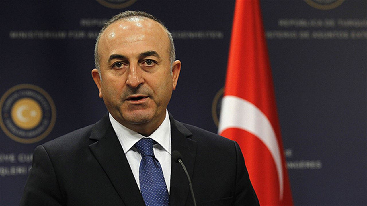 Cavusoglu reiterates and insists that Turkey will not stop its drilling plans in East Med