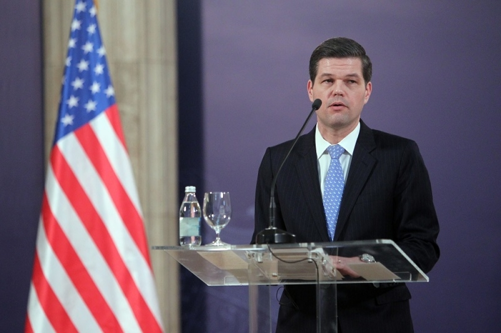 Wess Mitchell to VMRO-DPMNE leader Mickoski: We are disappointed with you!