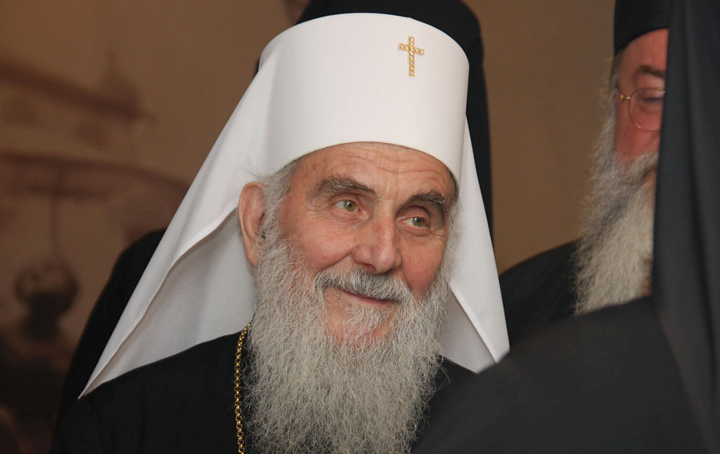 Serbian Patriarch Irinej: Ecumenical Patriarchate's decision about Ukraine is leading to a schism