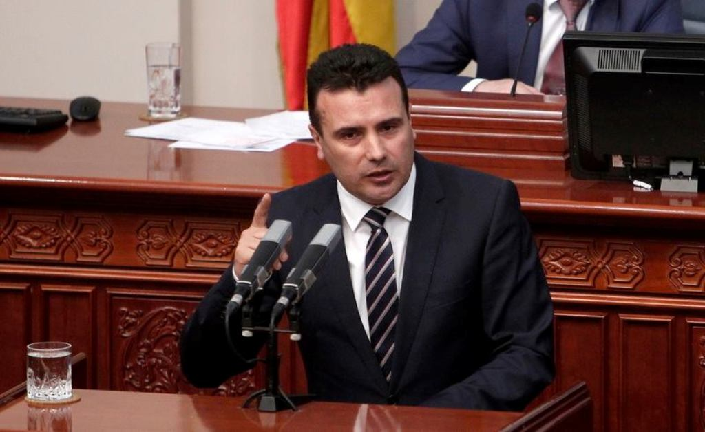 Zaev demands consensus, the opposition rejects the Prespa agreement