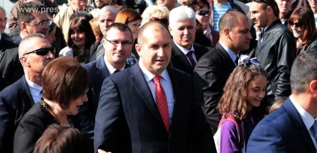 President Radev: Marinova murder case reveals lack of trust in Bulgarian institutions