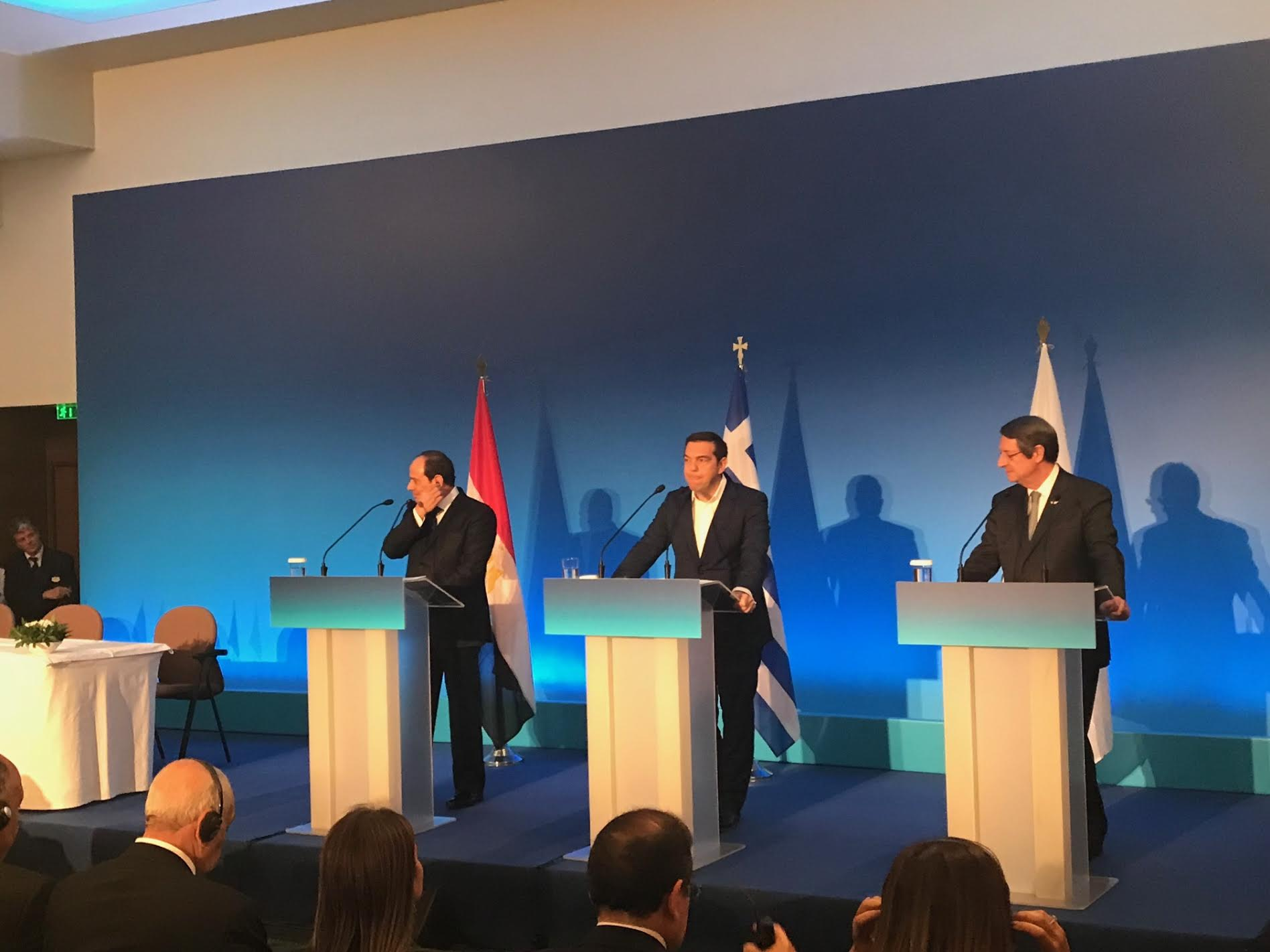 Joint Declaration at the 6th Cyprus- Egypt-Greece Trilateral Summit