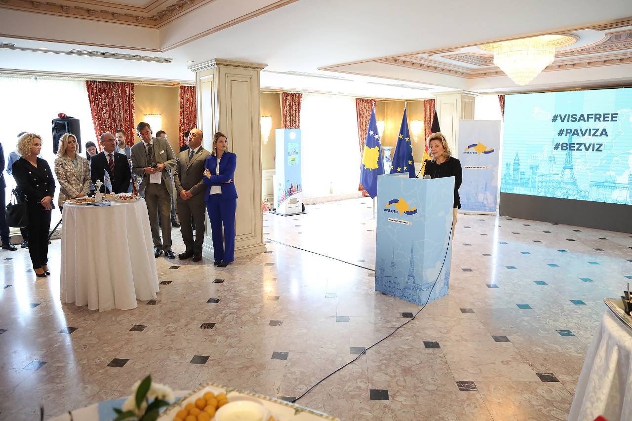 New visa liberalisation campaign launched in Kosovo