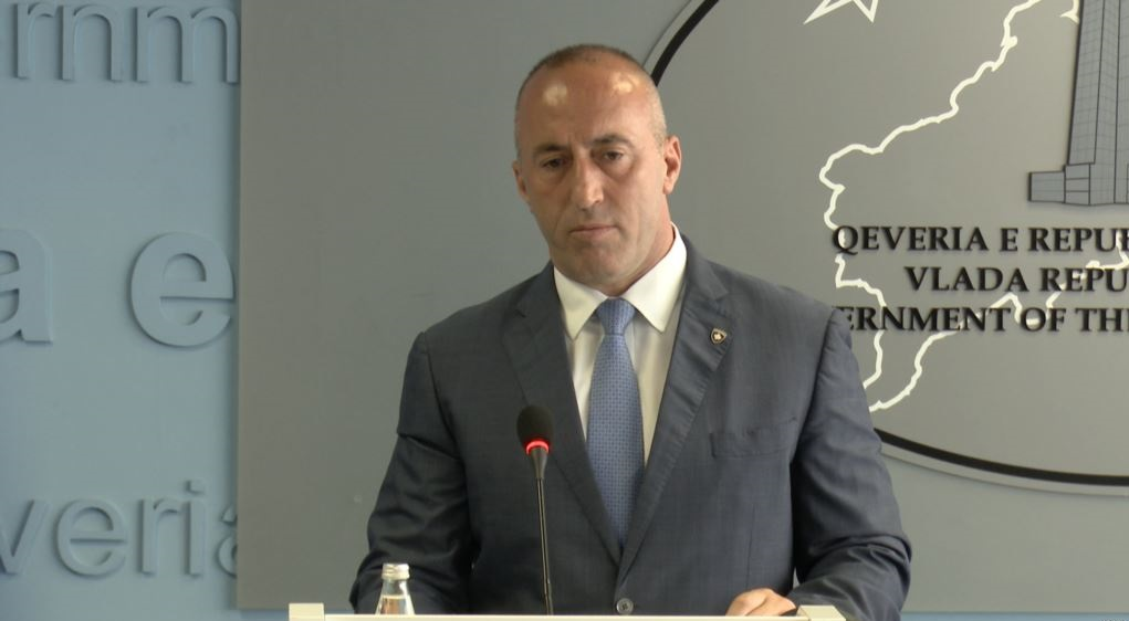 Tax will remain in force until Serbia recognizes Kosovo, PM Haradinaj says