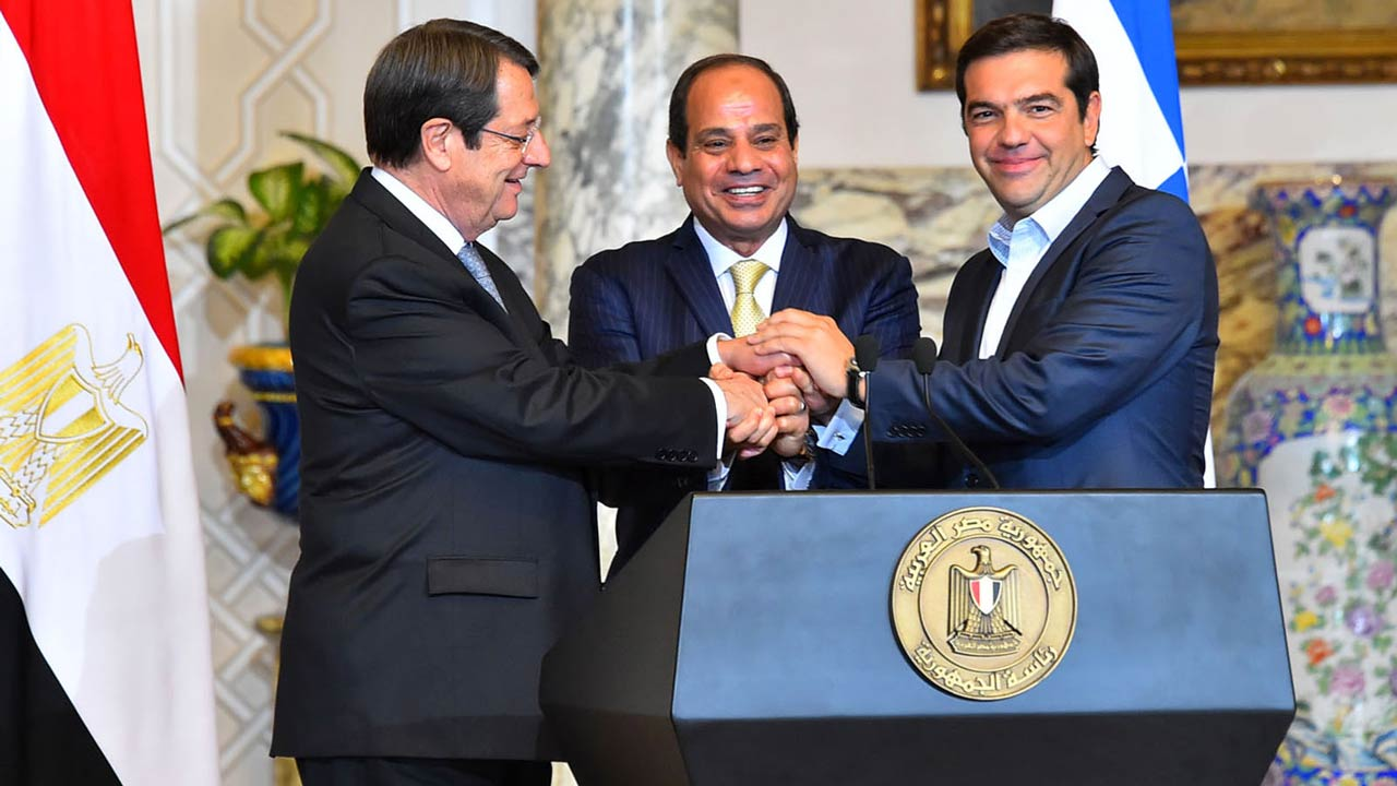 The 6th Tripartite Summit between Greece, Cyprus, Egypt will take place in Crete