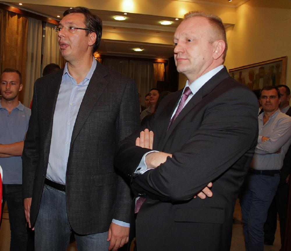 Vucic and Djilas trade barbsover the October 5th anniversary