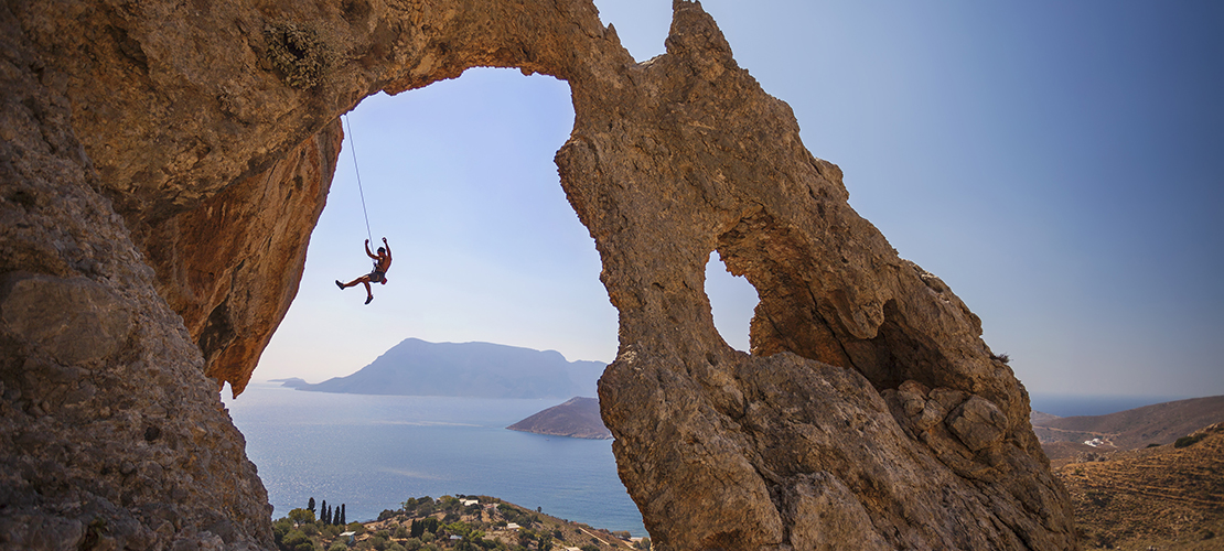 The most… international rocks of Greece: Kalymnos Climbing Fest, 5-7 Oct.