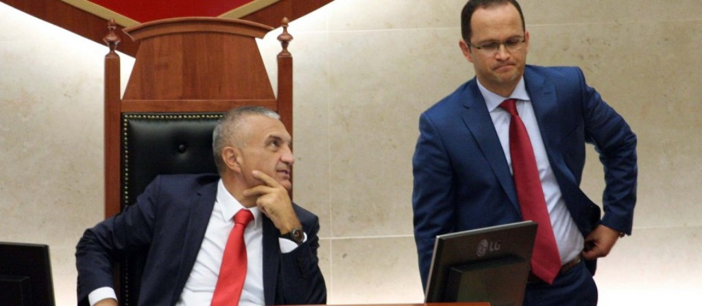 Albanian President Meta explains why he did not sign the decree for minister's Bushati removal from office