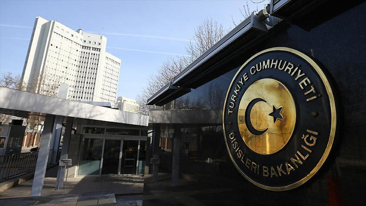 Turkish MFA's Hami Aksoy issues announcement on fYROMacedonian referendum