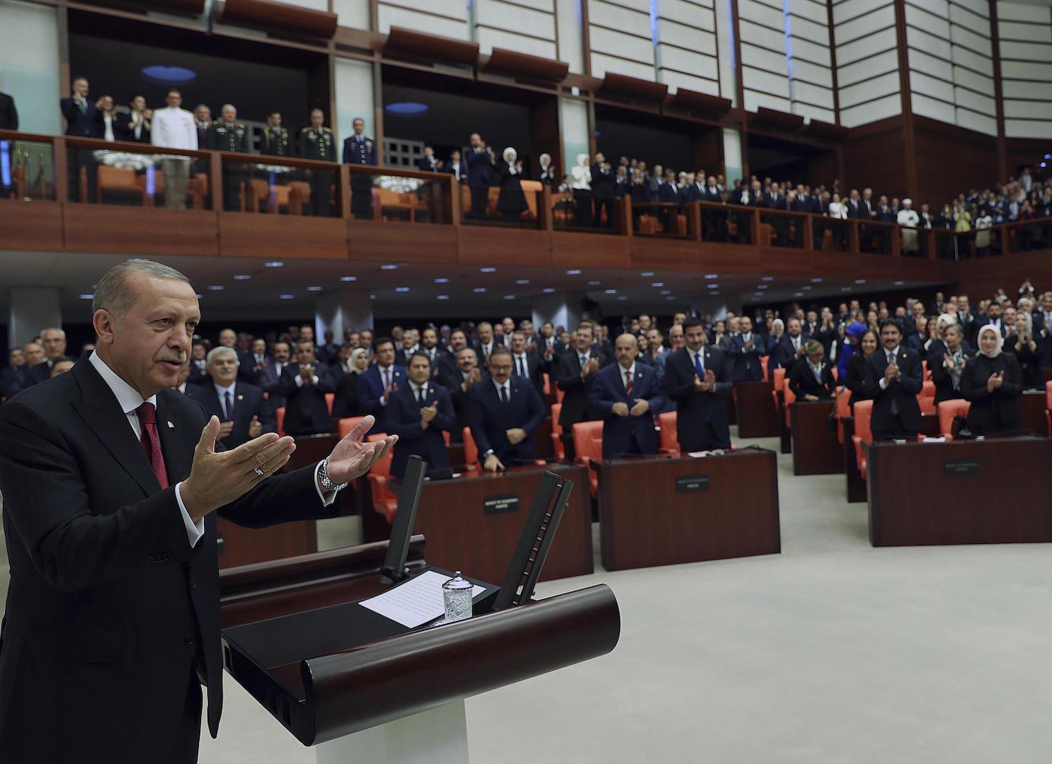 Erdogan: «Χωρίς την Τουρκία δεν μπορεί να γίνει καμία κίνηση στο Αιγαίο και στην Κύπρο»