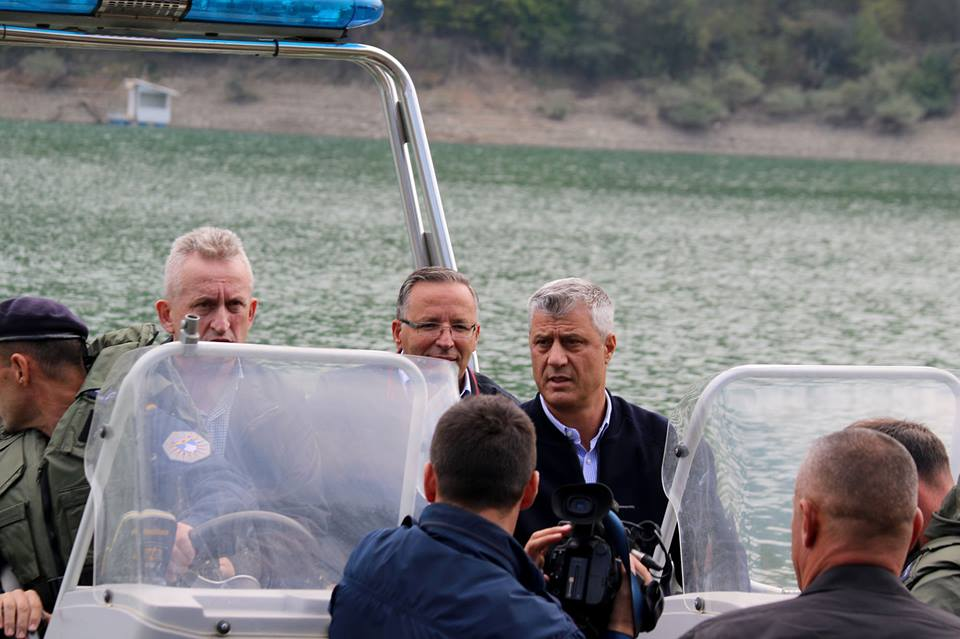 Vucic-Thaci protagonists in the same show
