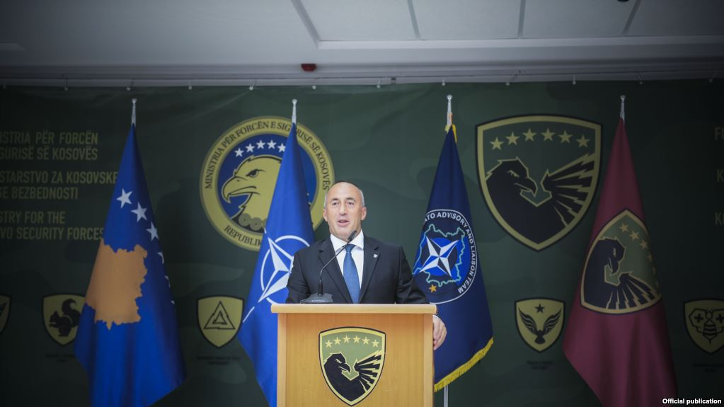 Kosovo continues to have the support of the US, PM Haradinaj says