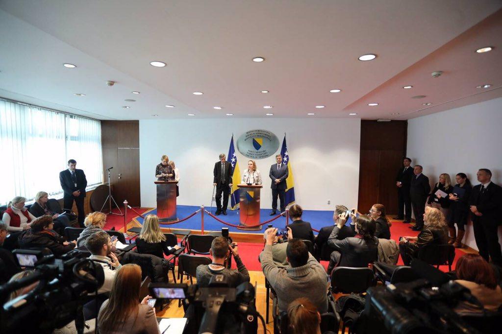 BiH je još uvijek važan partner EU