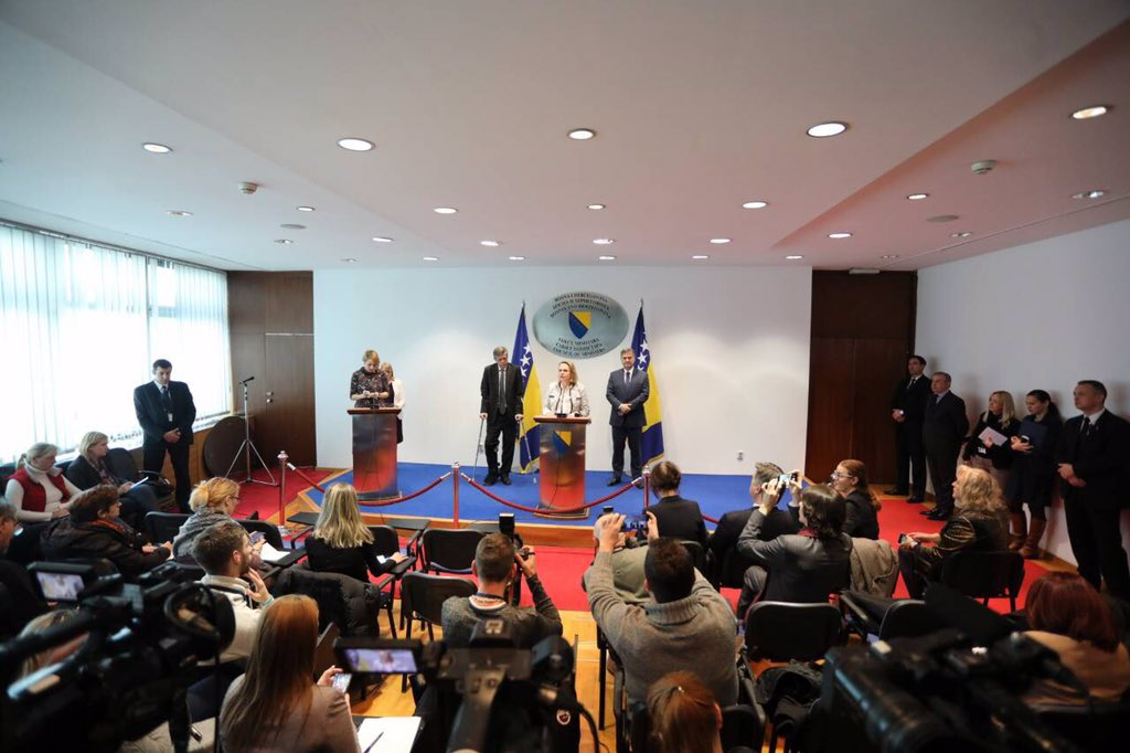 BiH is still an important partner to the EU