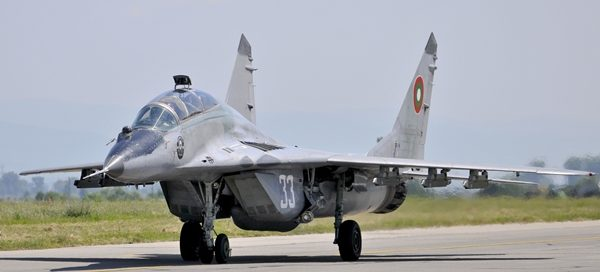 Bulgarian government approves 183M leva projects to overhaul MiG-29, Su-25 combat aircraft