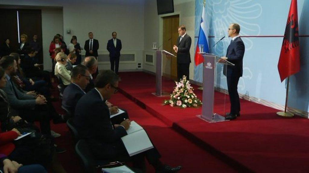 Slovenia supports Albania's EU integration, says Foreign minister Bushati