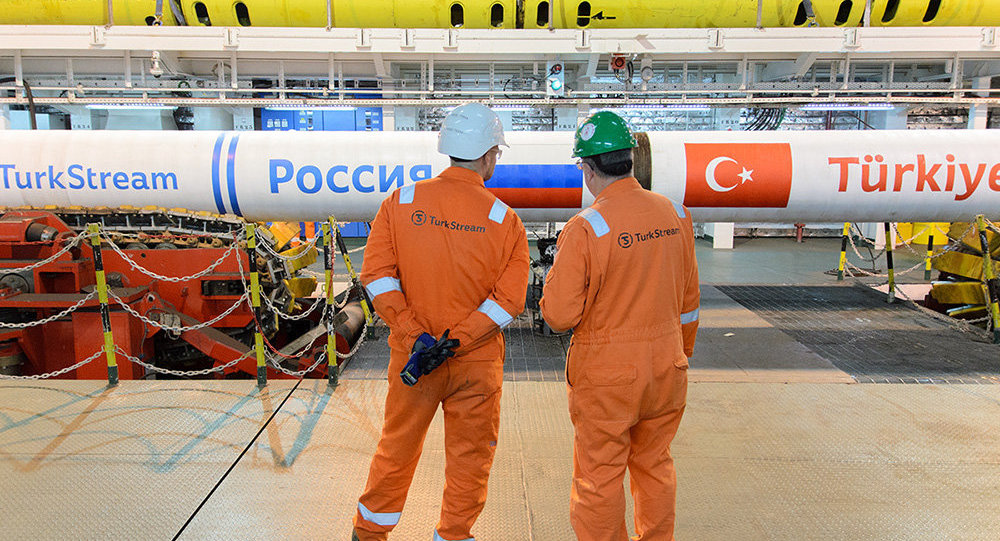 Turkish Stream expanding to Bulgaria?