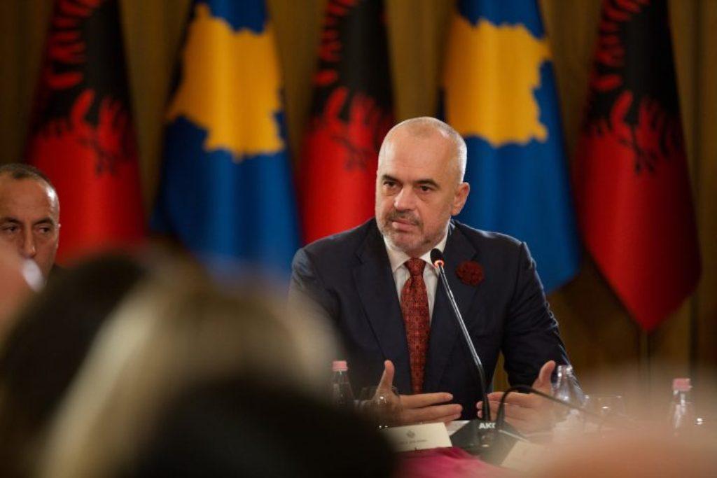 Rama: Πλήρης οικονομική ελευθερία μεταξύ Αλβανίας και Κοσσυφοπεδίου