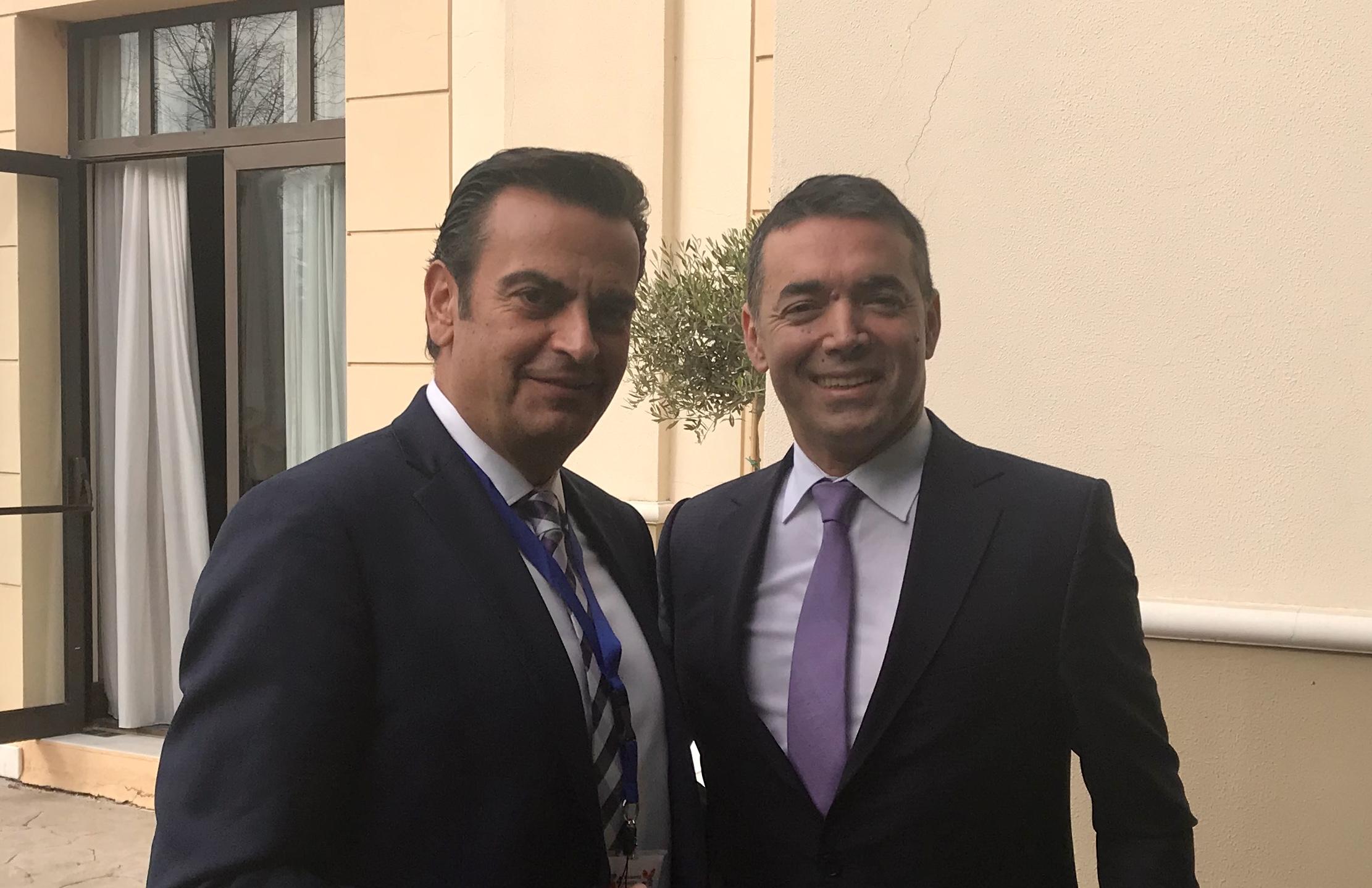 Συνέντευξη/ΙΒΝΑ: Ν. Dimitrov: «Η συμφωνία των Πρεσπών θα είναι ένα κίνητρο για το Βελιγράδι και την Πρίστινα»