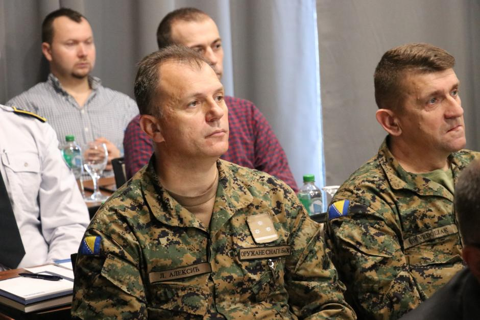 Cooperation is necessary in the state security system