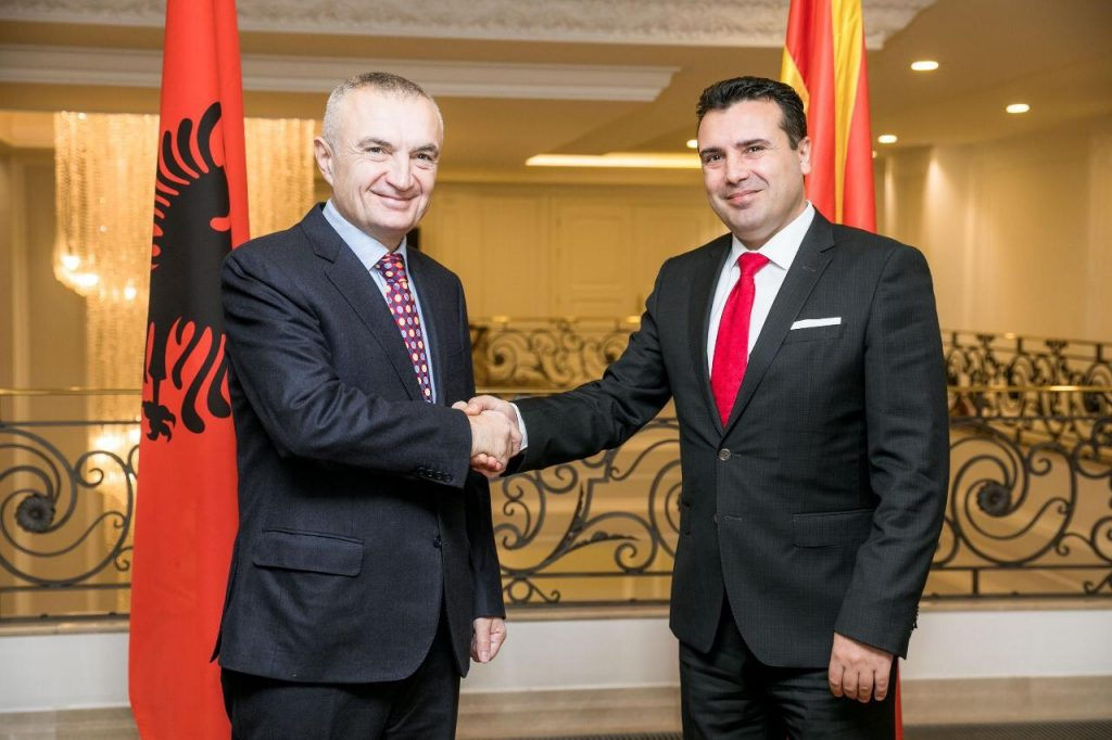 Meta-Zaev: Tirana and Skopje should boost cooperation