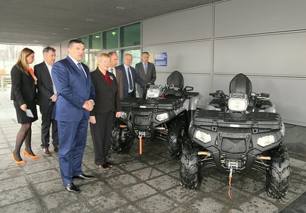 Germany donated EUR 500 000 worth of equipment to BiH Border Police