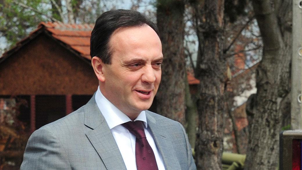 FYROM: Court orders 30-day detention for ex-secret police chief Saso Mijalkov