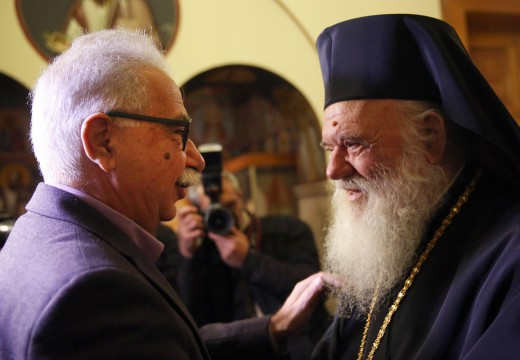 Minister of Education and Religious Affairs starts meetings with the heads of the Orthodox Churches in Greece
