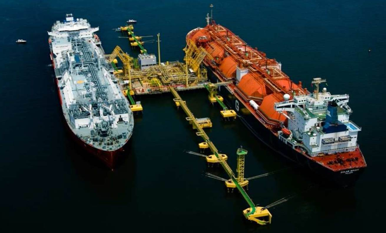 International interest in Krk gas terminal in Croatia