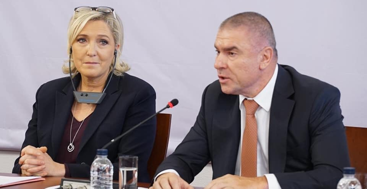 Le Pen in Sofia: EU is 'biggest enemy of Europe'